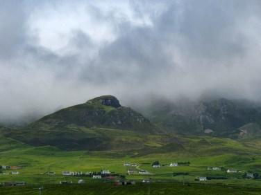 Mist in the Quiraing
