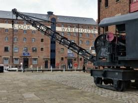 Another steam crane...