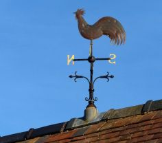 Thresholds weathervane