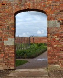 To the walled garden