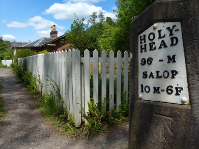 A long way to Holyhead