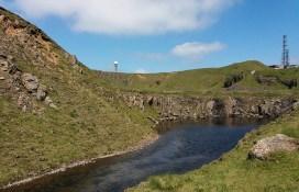 Titterstone quarry pool