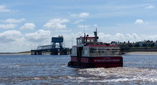 Crossing the Wyre