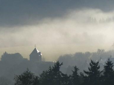 Fog-bound Hope Bowdler