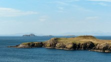 Promontory and islets
