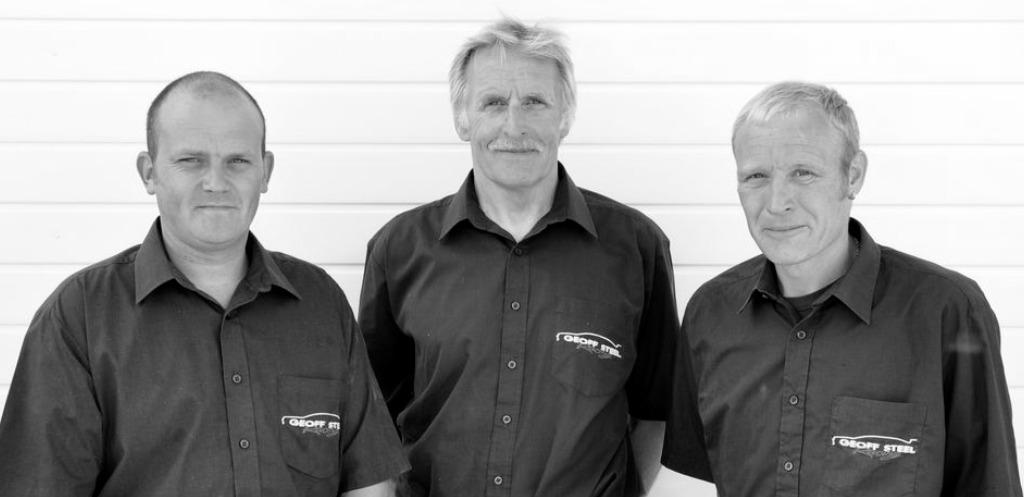 Geoff Steel Racing Team
