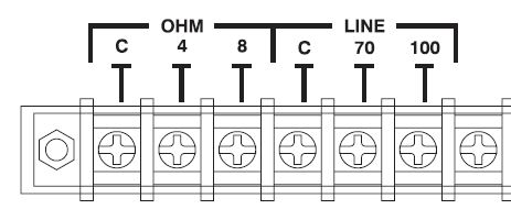 70 Volt Speakers Residential Wiring Diagram : 43 Wiring