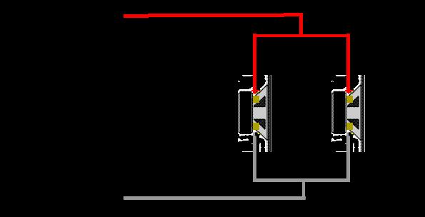 wiring diagram series vs parallel parallel speaker wiring diagram