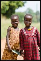 Awere Village girls