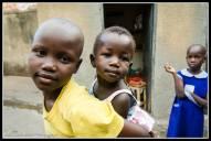 Kampala cousins.