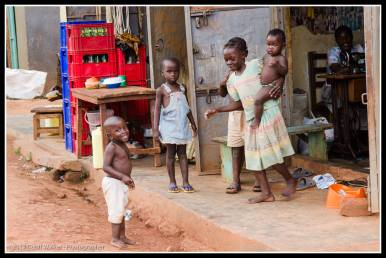Kids in Kasangati, Kampala.. I met these kids one year earlier.