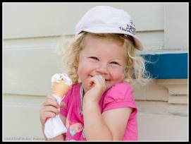 Look at this cheeky smile from Miss Scott!! Greytown Xmas Parade.
