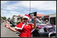 Greytown Xmas Parade - the A1 team...