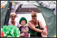 Greytown Xmas Parade - Snata's helpers.