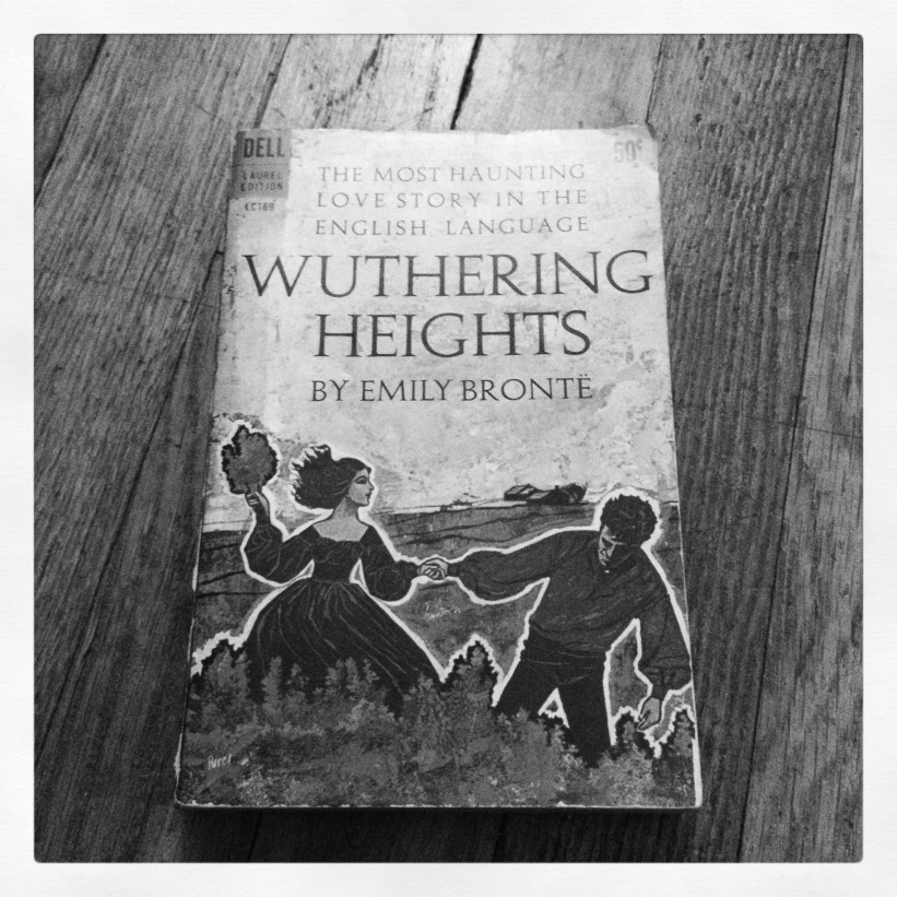 2014 01-10 Wuthering Heights, My Third Copy