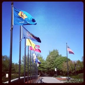 2014 10-18 Original 13 Colonies - Colonial Williamsburg