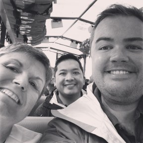 2016 07-09 Mom Visiting Boston