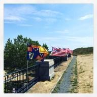 2016 07-30 Fort Independence on Castle Island