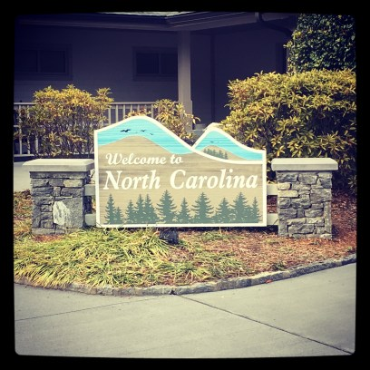 I made my annual trek back to NC for the holidays. It was good to see all my family.