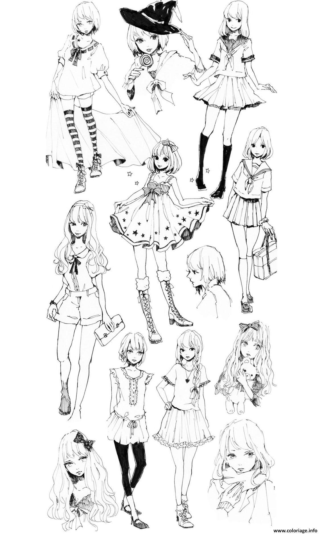 Comment Dessiner Un Manga : comment, dessiner, manga, Comment, Dessiner, Mangas