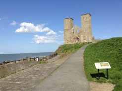 Reculver Towers - ancient site