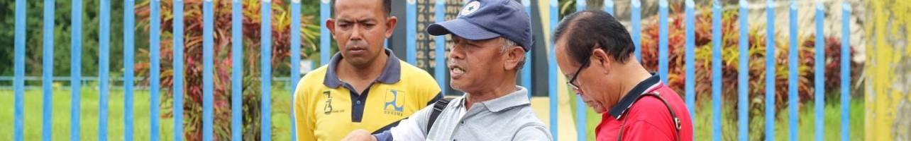 Peserta KKL Tahap 3 Kunjungi Bendungan Terbesar di Asia Tenggara