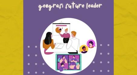 GEOGRAPHY FUTURE LEADERSHIP PENGURUS BEM HIMPUNAN MAHASISWA GEOGRAFI FPIPS UPI