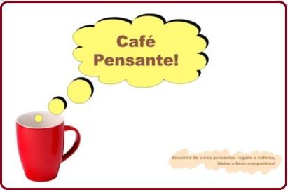 PRÓXIMA QUINTA-FEIRA, dia 13 de dezembro, a revista A Barriguda promoverá o 1º Café Pensante a partir das 19h30 no DONATELLO'S CAFFÈ, localizado na Av. Elpídio de Almeida, 1640, Campina Grande, PB.