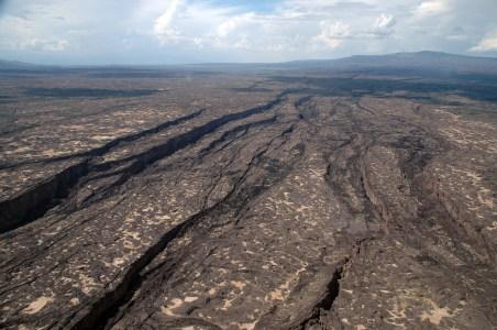 Rift del Este, África