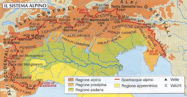 DOLOMITI SENZA CONFINI tra AUSTRIA e ITALIA un progetto