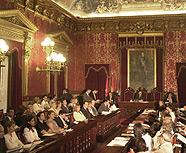 Pleno Ayuntamiento Madrid