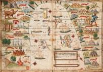 Atlas Miller, Portugal, 1519, Magnus Sinus