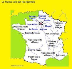 carte-france-vue-japonais