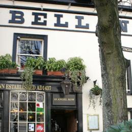 Bell Inn (credit: Visit Nottinghamshire)