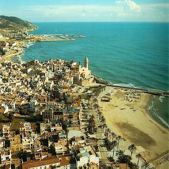 Sitges  Tourism  Attractions
