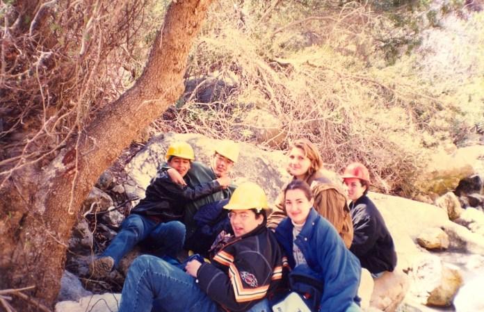 1995 THE FIRST FIELDTRIP