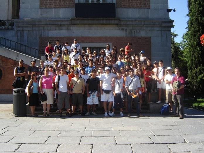 2007 Summer Spain