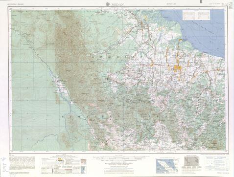 Peta Topografi Kota Medan  GEOGRAPHY LOVERS