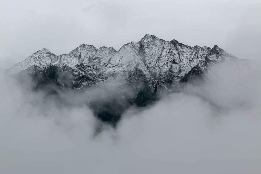 Seven (7) types of fog