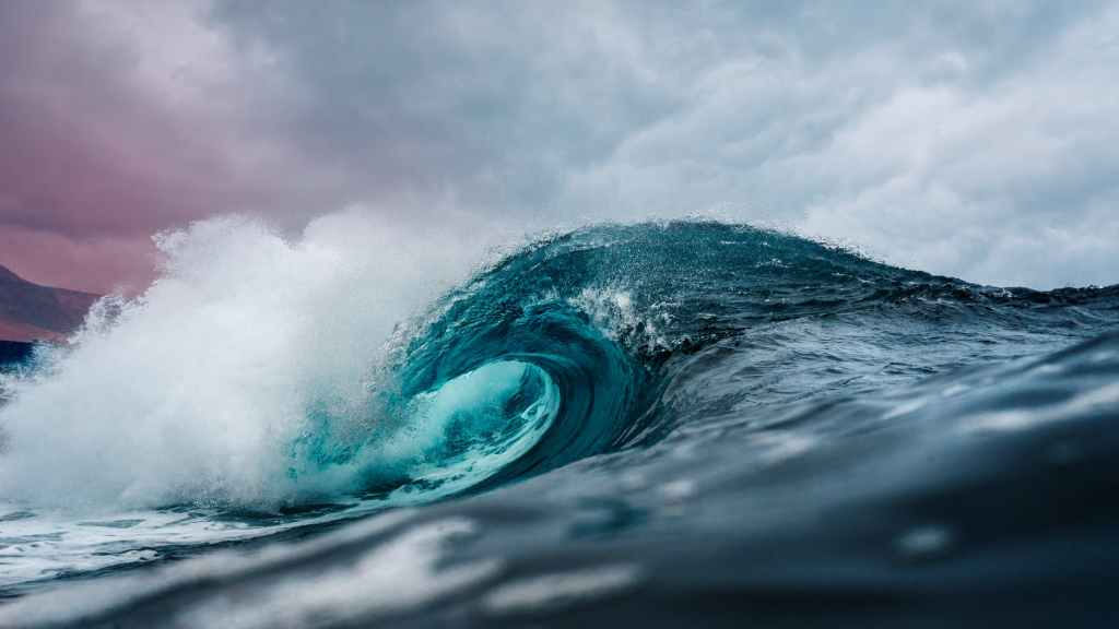 Four (4) effects of cold ocean currents