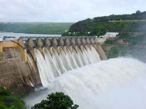 Factors which have favoured the establishment of Akasombo dam project