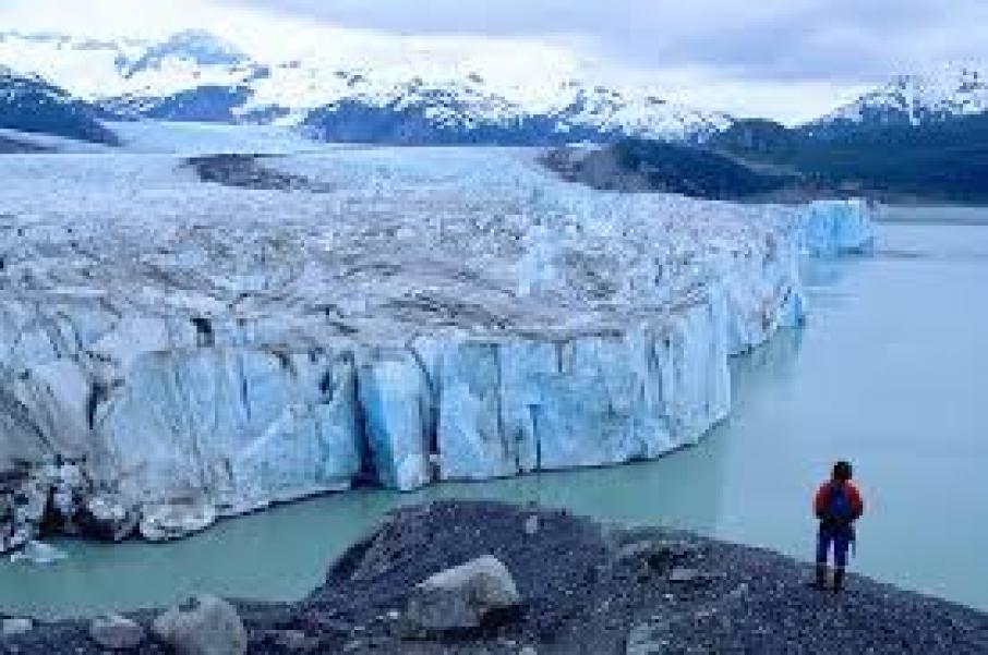 Image result for glaciation scenery