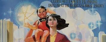 Image result for CHINA ONE CHILD POLICY
