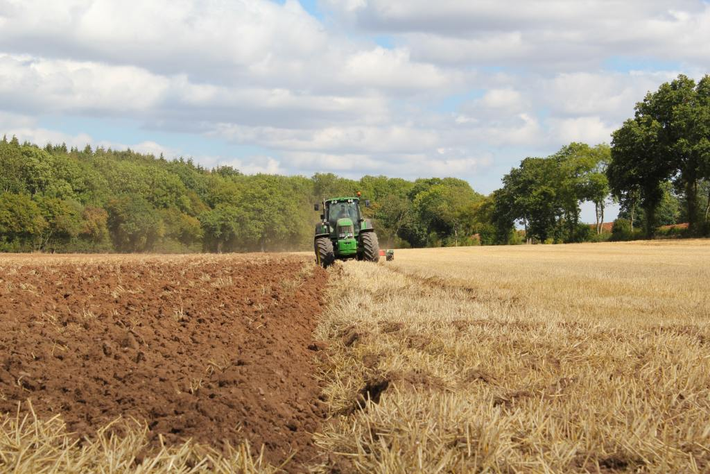 Advantages of mixed farming