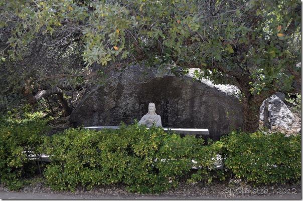 01 Sculpture of Jesus at table St Joseph's Shrine Yarnell AZ (1024x678)