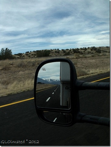 02a Sidemirror vew of Mt Humphreys SR89 N AZ (768x1024)