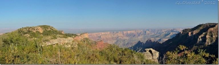 01 View E from Saddle Mt trailhead Kaibab NF AZ pano (1024x303)