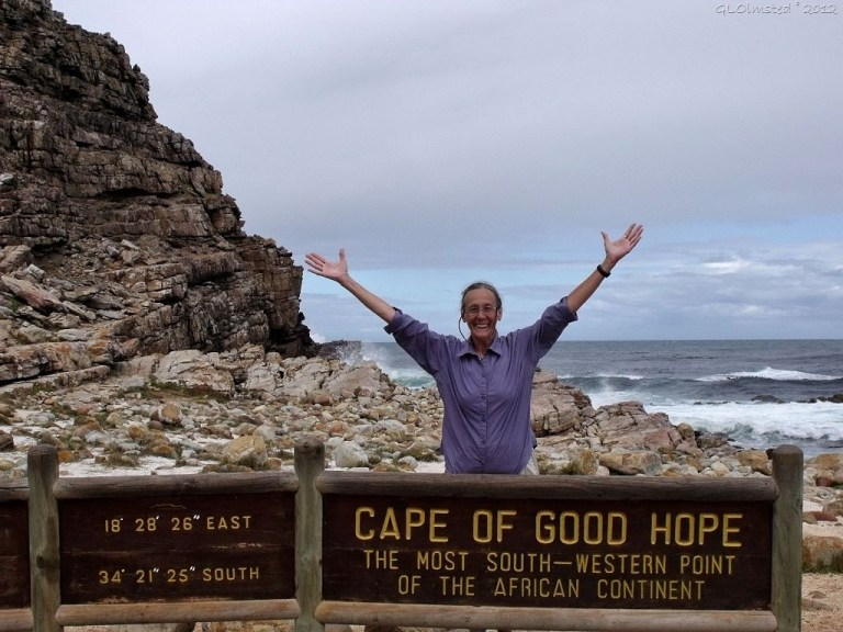 11 03 Gaelyn at Cape of Good Hope sign M65 S Table Mt NP Cape Pennisula ZA (1024x768)