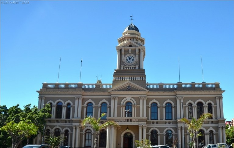 City Hall Port Elizabeth South Africa