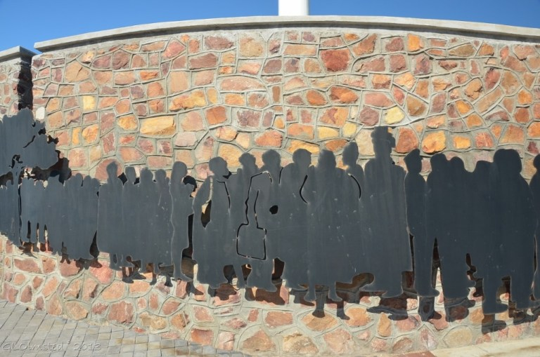 R67 Art The Voting Line Port Elizabeth SA